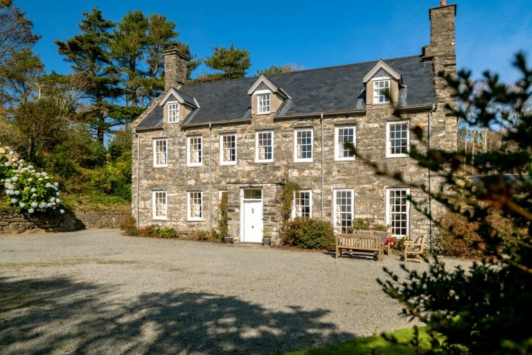 Llanfendigaid House available for group holidays in Wales